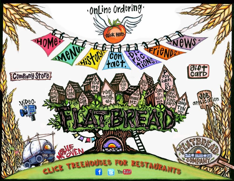 Annual Flatbread Fundraiser!!