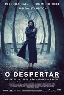 Pôster/capa/cartaz nacional de O DESPERTAR (The Awakening)