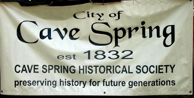 Cave Spring Historical Society Newsletter