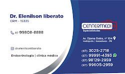 Dr. Elenilson Liberato - Endocrinologia e Clínica Médica