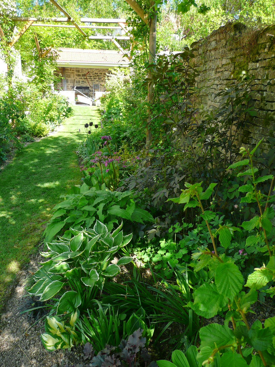 Notre jardin secret un dimanche au jardin for Au jardin secret