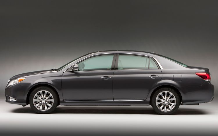 All Cars Model List  2011 Toyota Avalon