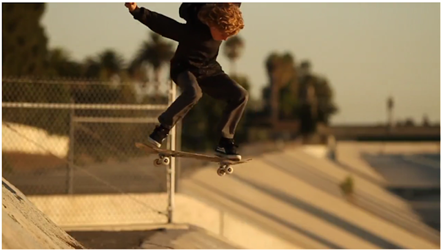 Pierce et Chris Brunner the twins skate 12 ans amazing