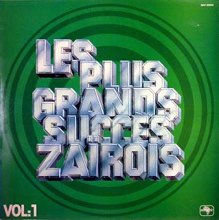 Docteur Nico et l'African Fiesta Sukisa -Les Plus Grands Succes ZaГЇrois, vol.1,Sonafric 50042, 1977