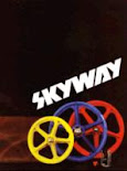 SKYWAY TUFF WHEEL 1982