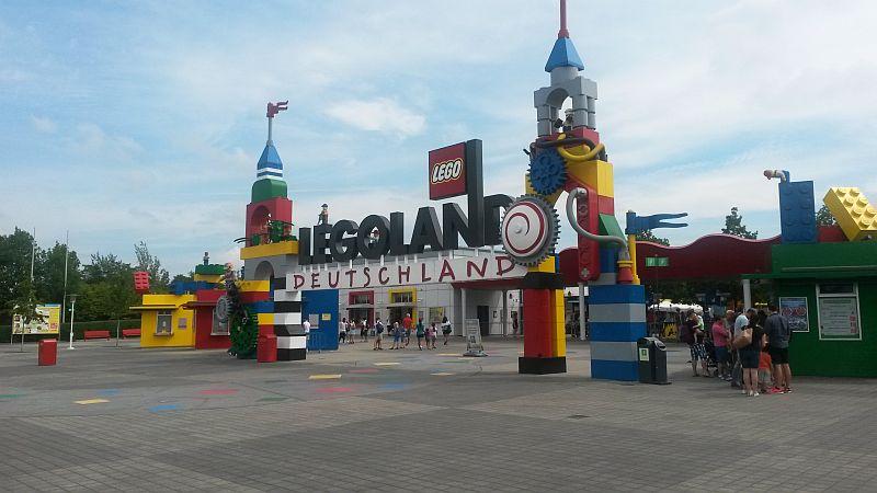 Wycieczka do niemieckiego Legolandu