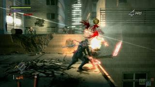 Ninja Blade PC Game