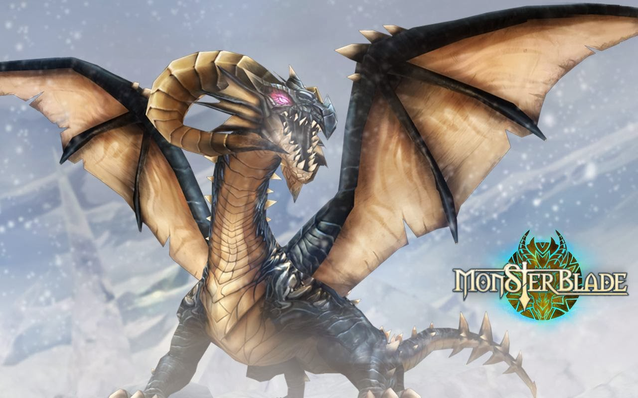 Monster Blade V1 3 3 Apk Non Root Mod Unlimited Money Gold No