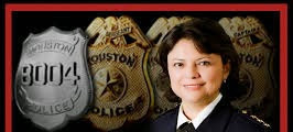Houston Police Chief of Staff Martha Montalvo