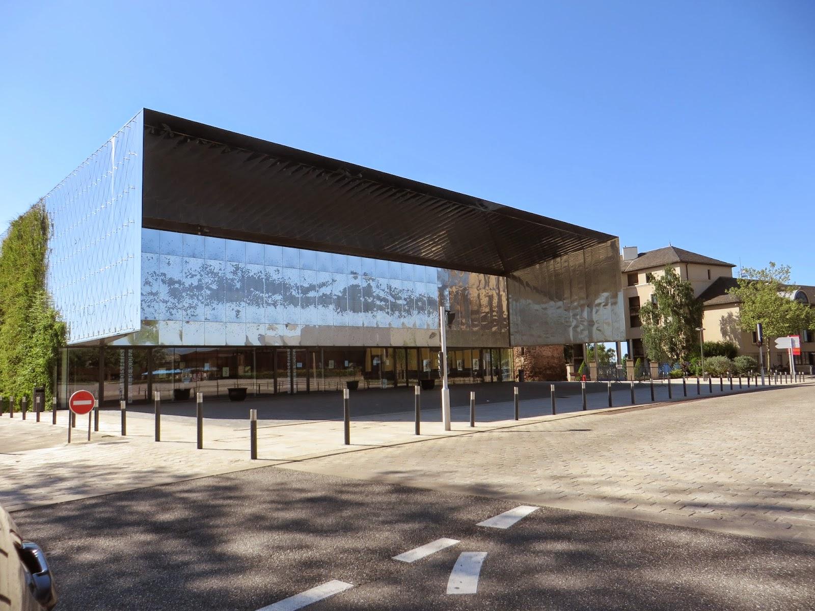 EntreVoir Salle des fêtes, Rodez  Emmanuel Nebout