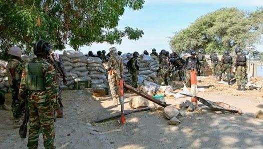 Boko Haram quema iglesias y mata 90 personas en Camerún