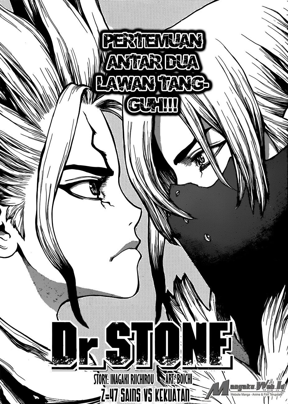 Dr. Stone Chapter 47-1
