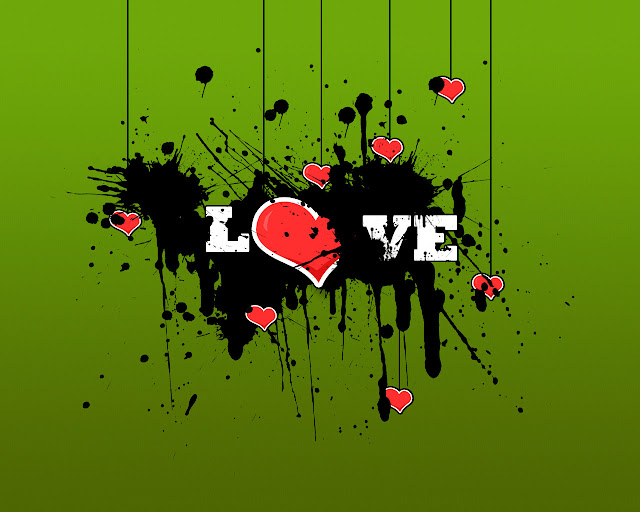 Free Download Love Wallpaper 2011 : Love Vector II