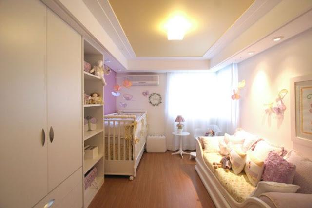 Dormitorio para bebe mujer diseno de interiores - Dormitorios para bebe ...