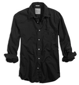 Black Shirt Dress on Generate The Right Look Wear Black Dress Shirts   Worldwide Fashion