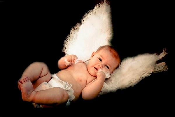 Image bébé ange