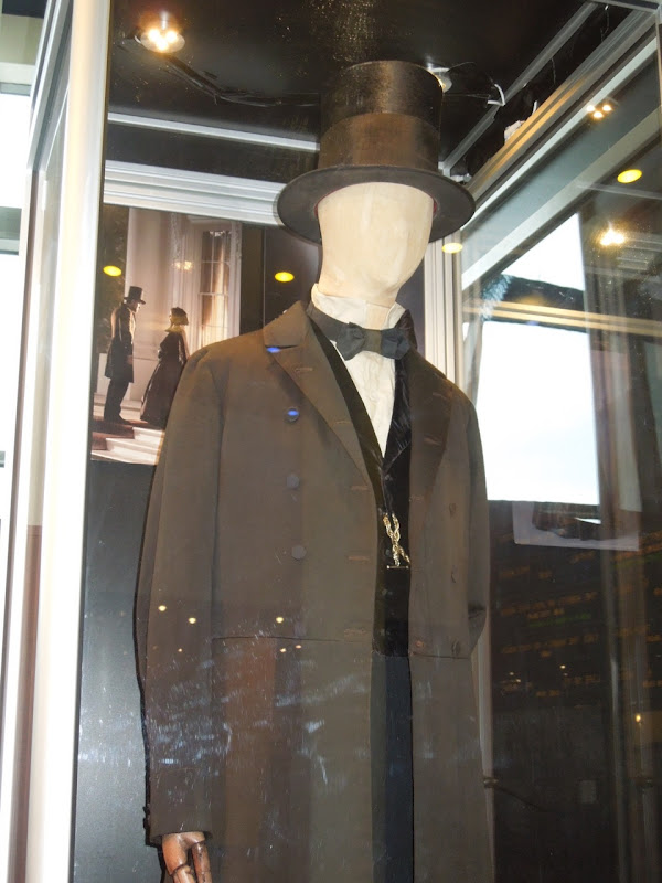 Abraham Lincoln movie costume