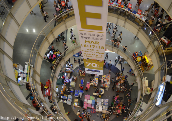 [Sale Alert] Shop with Great Savings at SM City Manila 3-Day Sale!