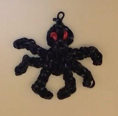 Como hacer una araña para Halloween