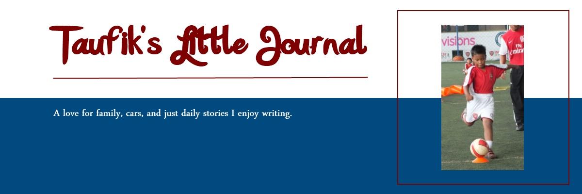 Taufik's Little Journal