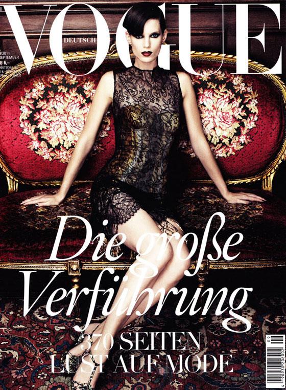Vogue Alemania septiembre 2011