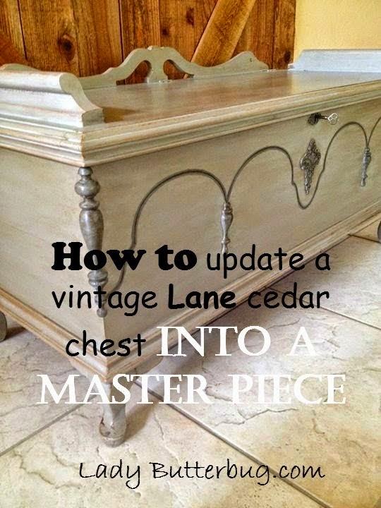 Lane Cedar Chest Redo