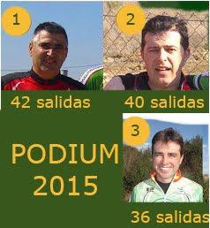 podium 2015
