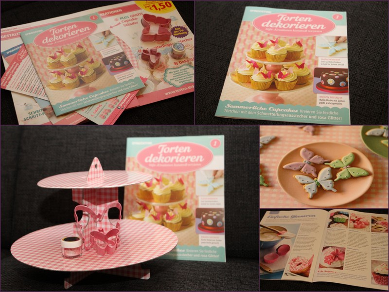 Torten Dekorieren Zeitschrift mein leben und das backen give away 3 x torten dekorieren