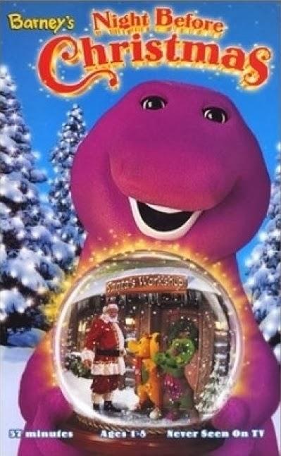 Barneys Night Before Christmas 2013