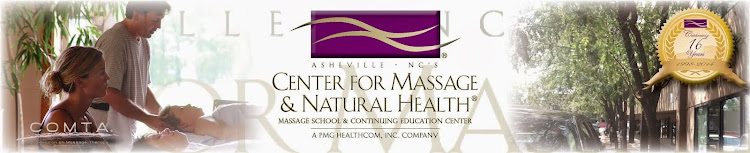 Center for Massage & Natural Health-Asheville, North Carolina