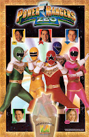 Power Ranger Zeo ...