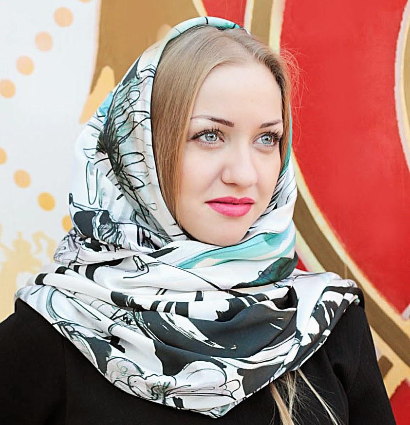 KaSa silk scarf