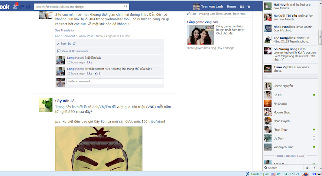 dang nhap an facebook