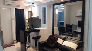 Model Interior Apartemen 2 Kamar Kalibata City Dengan Tampilan Minimalis Baru Design Yang Sekarang Semakain Berkembang Dan Semakin
