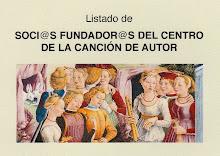 LISTA DE SOCIOS FUNDADORES