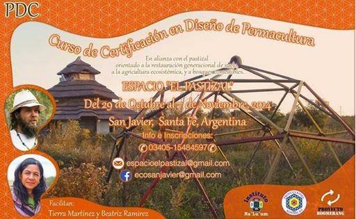Curso de Certificacion de Diseño de Permacultura