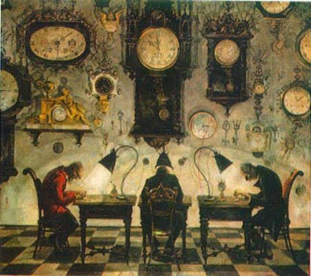 Корпоративный тайм-менеджмент = работа + искусство менеджеров-часовщиков по синхронизации организации