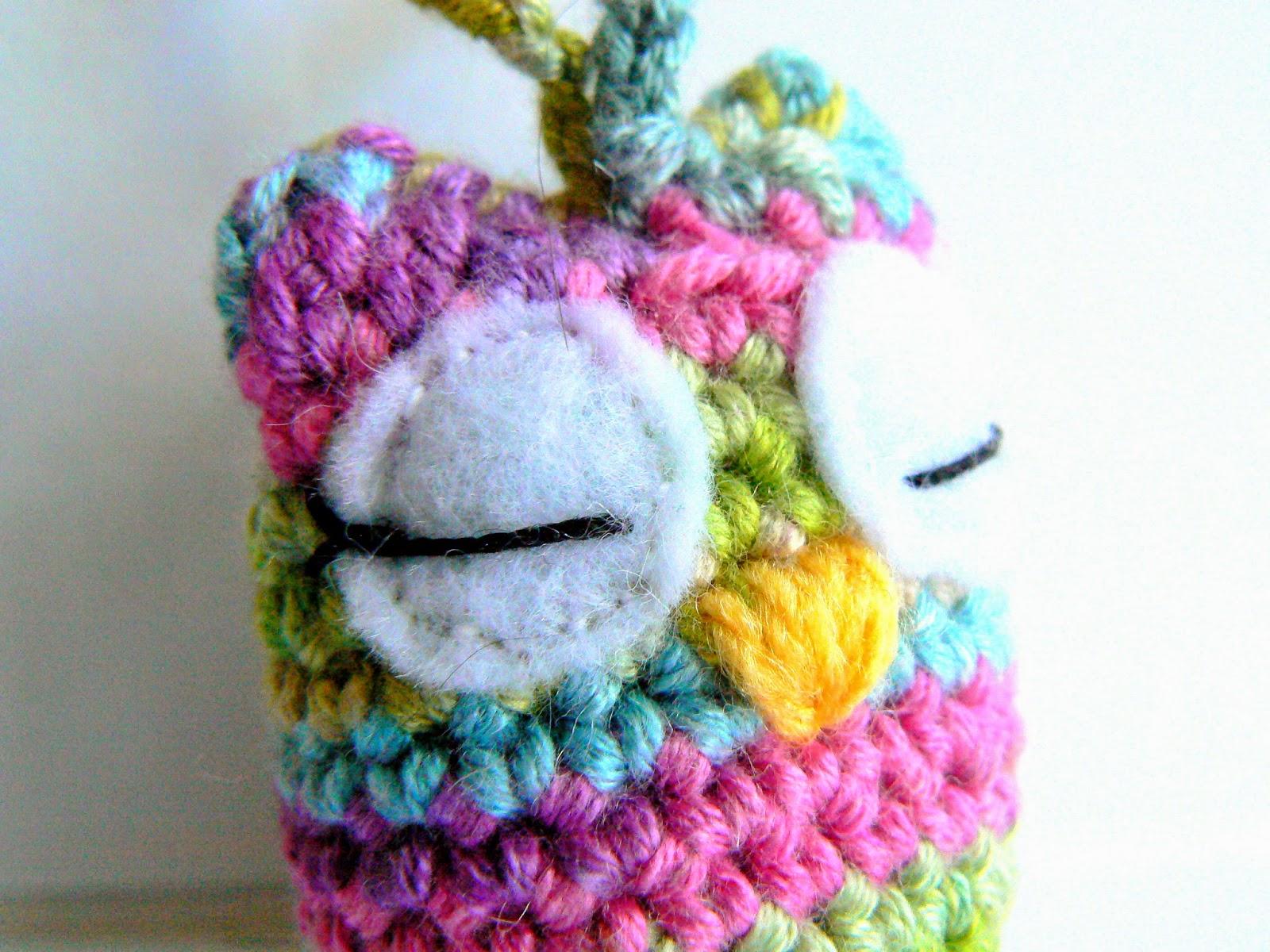 Little Owl Free Crochet Pattern : Little Crochet: A Little Owl - Free Pattern