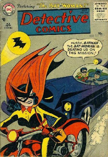 Detective Comics #233 comic cover