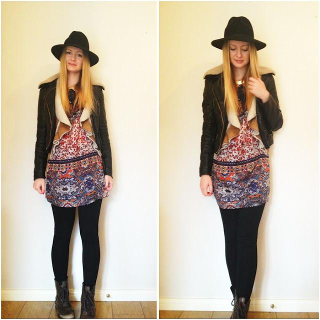 outfit, fashionfake, Topshop, hat, fashion, bohemian