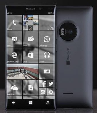 Microsoft Lumia 950 XL complete specs and features