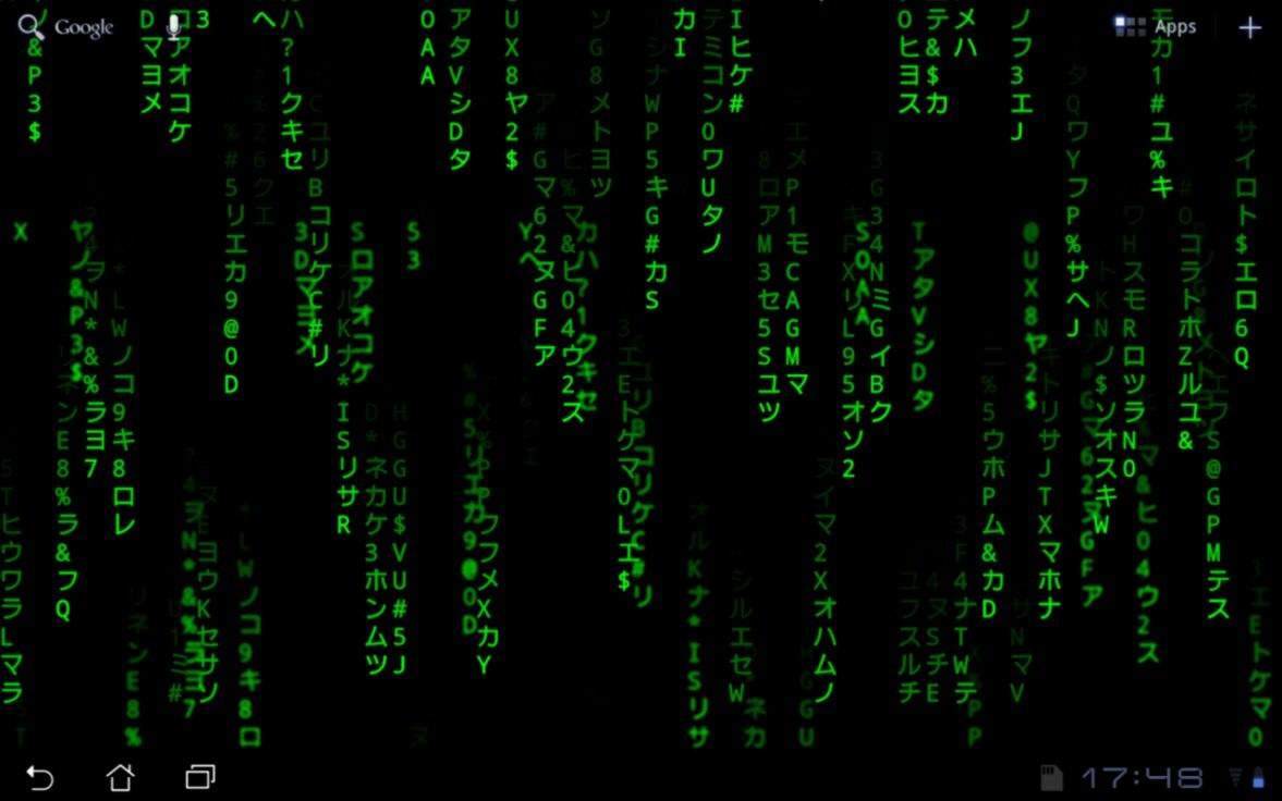 the matrix live wallpaper hd wallpapers collection