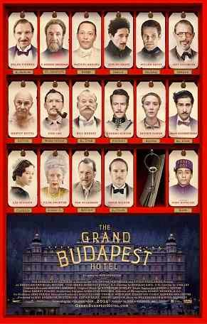 فيلم The Grand Budapest Hotel 2014 مترجم
