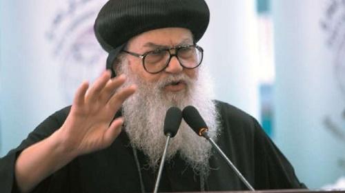 تحذير من أنبا موسى اسقف عام الشباب