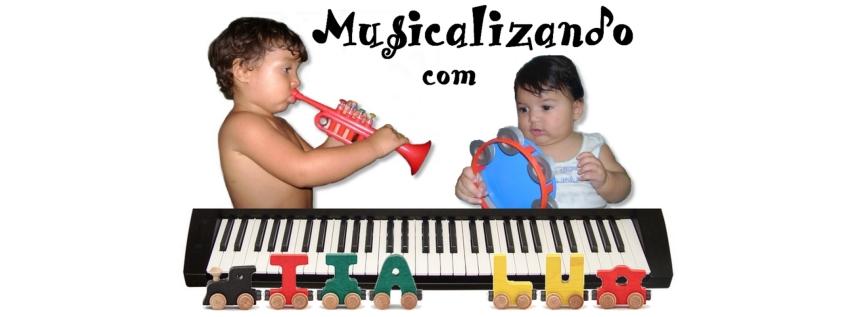 Musicalizando com Tia Lu