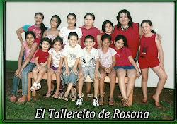 ♥ El tallercito de Rosana ♥
