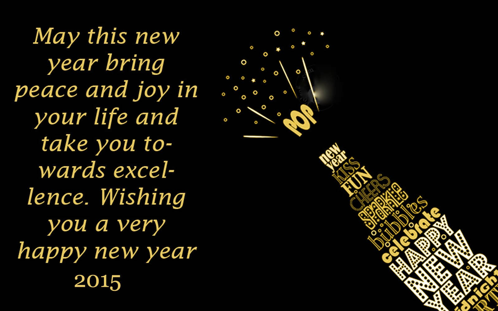 Happy new year wishes and sayings hd wallpapers happy new year 2015 greeting messages and greetings for boyfriend although the new year usually brings change i am glad that you are the one unchanged kristyandbryce Gallery