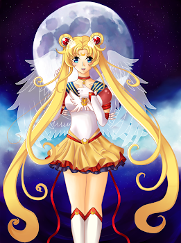 Proxima Fofucha: Sailor Moon