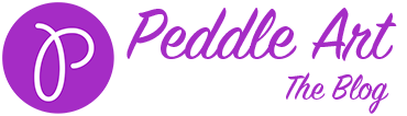 Peddle Art   The Blog