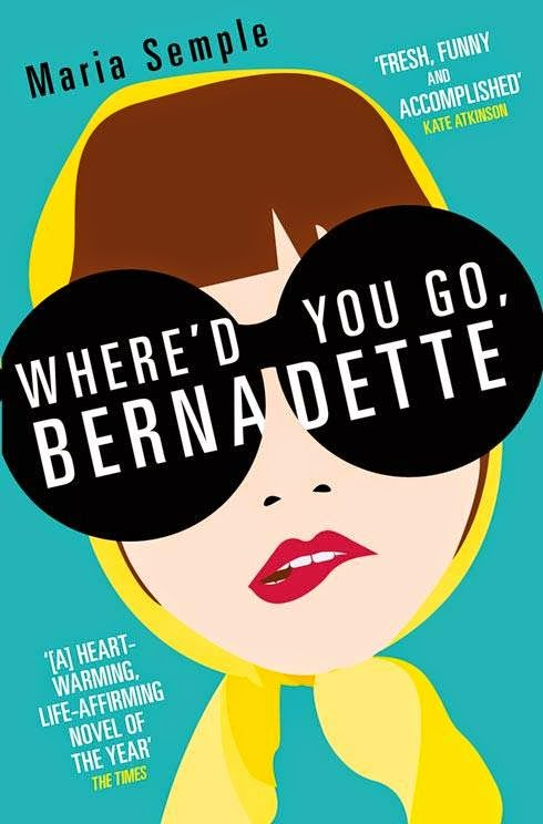 Why not re-read Where'd You Go, Bernadette this summer?